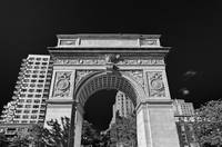 Washington Arch in NYC's Greenwich Village