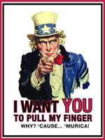 Uncle Sam - Pull My Finger