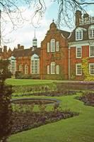 Inside Newnham College by Priscilla Turner