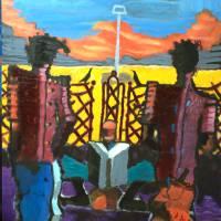 higher goals Art Prints & Posters by robert brooks