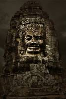 Face 3 of Ankor Thorn Bayon