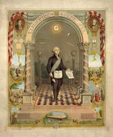 mason george washington as freemason_p-SM by WorldWide Archive
