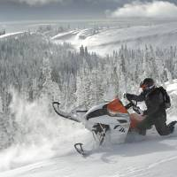 """Super Snowmobile Sidehilling"" by KalmbachPublishing"