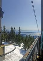 Grouse Mountain, N. Vancouver 7 April 2013 by Priscilla Turner