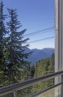 Grouse Mountain, N. Vancouver 5 April 2013 by Priscilla Turner