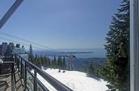 Grouse Mountain, N. Vancouver 3 April 2013 by Priscilla Turner