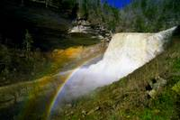 The Big Fall and Rainbow