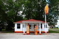 Route 66 - Soulsby Service Station