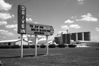 Route 66 Drive-In Theater 2012
