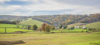 Autumn in Virginia