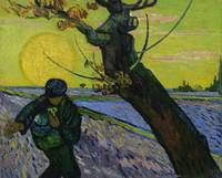 Vincent van Gogh, The sower