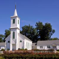 Wetumpka Church by Donnie Shackleford
