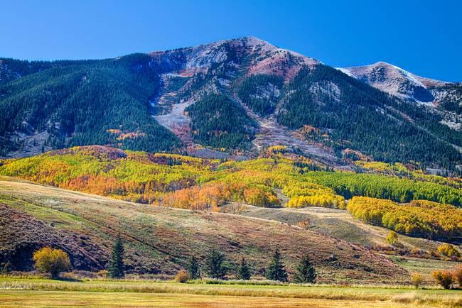 Colorado Autumn Air
