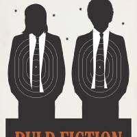 """""""Pulp Fiction"""" by BrickHut"""