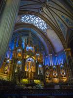 Montreal Cathedral, Canada