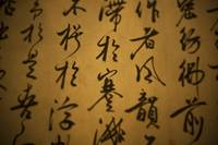 Chinese Calligraphy  1