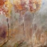 October Rain Art Prints & Posters by Jacqueline Drake
