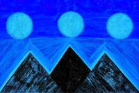 Pyramids Of Other Worlds: Blue Moons