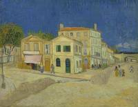 The Yellow House (The Street) Vincent Van Gogh