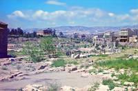 The Athenian Agora, 1960 by Priscilla Turner