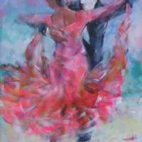 """""""Ballroom Dancing - Foxtrot Or Waltz"""" by ballet-ballroom-dancing"""