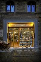 Wineshop in Cortona Tuscany