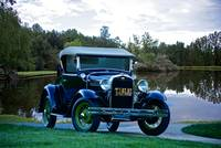 1931 Ford Model A 'Rumble Seat' Roadster 1