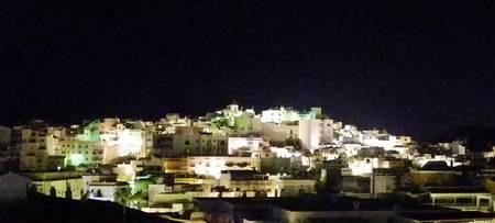 Almuñecar by night