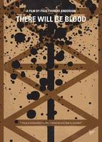 No358 My There Will Be Blood minimal movie poster