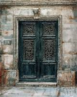 Parisian Door No.118
