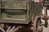 Old West Wagon by Kirt Tisdale