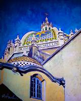Cathedral of the Arts Balboa Park San Diego