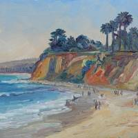 """""""Butterfly Beach"""" by letspainttv"""