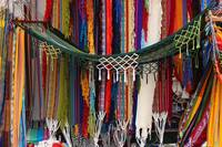 Hammock Stand at the Market
