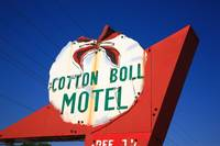Route 66 - Cotton Boll Motel