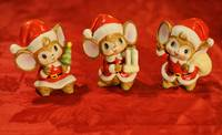 Three Little Christmas Mice