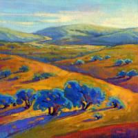 """Rolling Hills 1"" by KonnieKim"