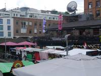 Camden Market from above