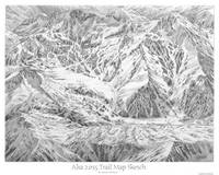Alta 2015 Trail Map Sketch
