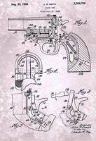 US2356709-0 Flare Gun - Patented On 1942