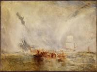 Joseph Mallord William Turner Whalers exhibited 18