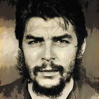 Engraved Che
