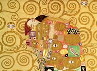 GUSTAV KLIMT - FULFILLMENT (STOCLET FRIEZE) C.1905