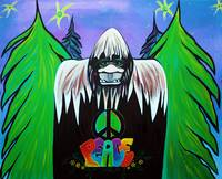 Bigfoot Peace