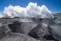 Blowing off Steam - Geothermal Fields