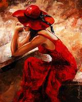 Lady in Red 21
