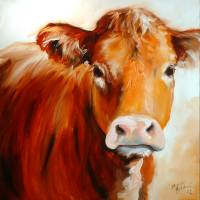 COW 18 18 by Marcia Baldwin