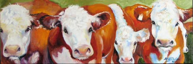 FAB FIVE COWS