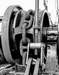 Elissa Anchor Chain Pulley by Allen Sheffield