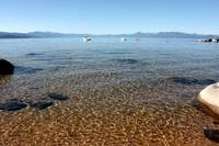 Clear Lake Tahoe by Carol Groenen